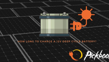 how long to charge a deep cycle battery