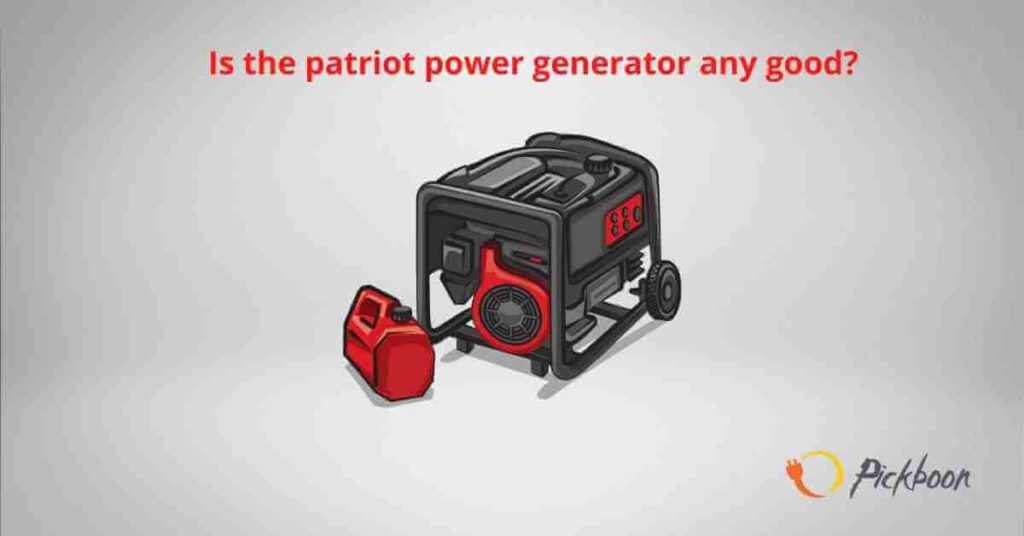 Is the patriot power generator any good?
