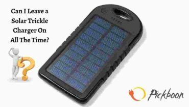 Can I Leave a Solar Trickle Charger On All The Time