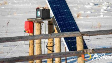 most powerful solar fence charger